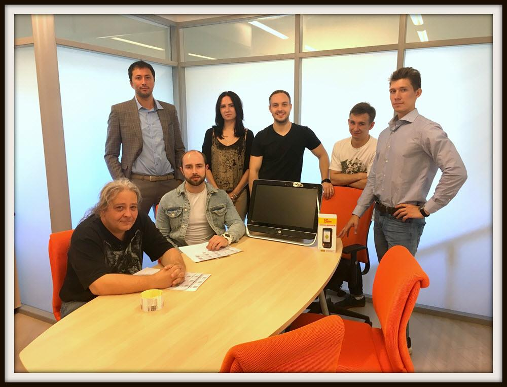 Команда разработчиков Total Mark